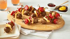 Bacon Cheeseburger Meatball Poppers - Sobeys Inc.