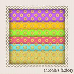 freebies de antonia's factory: papeles serie B