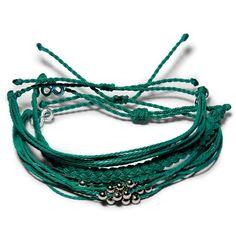 Jungle Green Set  - Weltfreund Armbänder