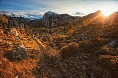 Hannes Klausner at Dolomites in Dolomites, Italy - photo by HKFreeride - Pinkbike