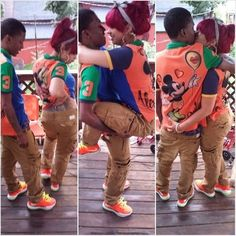 Swagg Couple Kiss