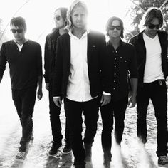 Jerome Fontamillas, Chad Butler, Jon Foreman, Tim Foreman, and Drew Shirley, aka