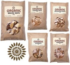 organic packaging - Google Search
