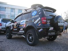 RAV lifted - Page 2 - Toyota RAV4 Forums
