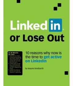 """this article will help the skeptic and newbie on LinkedIn """"get it"""", it one of the top downloaded articles for ASQ in 2011.  share it with your friends who need it!"""