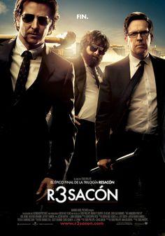 La manada vuelve en una aventura final. #R3SACON