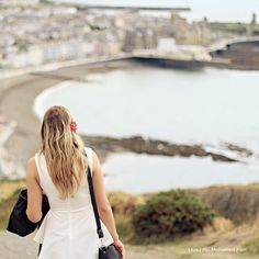 #Day89 of #100HappyDays – of #Faberystwyth: October 2013 Picture of the Month Winner ==================== #Diwrnod89 of #100DiwrnodHapus - #Ffaberystwyth: Hydref 2013, ennillydd cystadleuaeth llun y mis #aberystwyth #wales #sea #view #unilife