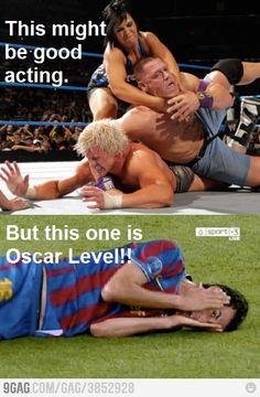 Acting level: Oscar