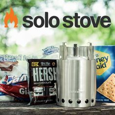 Mommy Comper Shared: Win Solo Stove Titan and S'mores Kit – #Giveaway (WW)