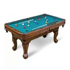 Pool Table Game Billiards Kids Indoor Game Den Basement Furniture Stand Home NEW #na