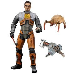 Gordon Freeman officially returns this September — as an action figure