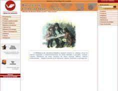 5 Bibliotecas on line para docentes - Educación 3. #BibliotecasDigitales #Educacion