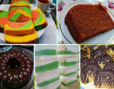 Cara Buat Pau Kampung Yang Cantik, Lembut, Gebu Dan Sedap! - RASA Non Bake Desserts, Desert Recipes, Wok, Nutella, Cookie Recipes, Oven, Vanilla, Deserts, Yummy Food