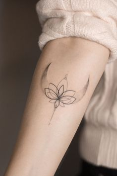 Mini Tattoos, Cute Tattoos, New Tattoos, Tatoos, Thin Tattoo, Ankle Tattoo, Mantra Tattoo, Beautiful Small Tattoos, Geometry Tattoo