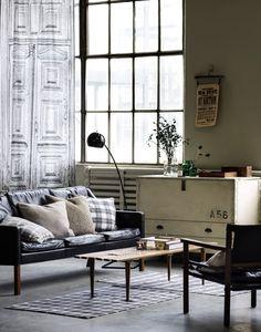Mit diesem ungewöhnlichen Muster schafft man einen tollen Akzent und ergänzt den Raum wunderschön. #curtain #livingroom #furniture #home #homestory #interior #cozy