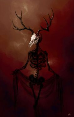 Bones by krizdole.  (from Stevedore's board Patrons of Shadowy Light)