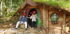 Hobbit House of Bukidnon: Attractions, Accommodations, and Photo Ideas - Alexis in the Bright Blue Dot The Hobbit, Top, Blue, Crop Shirt, Shirts, Hobbit