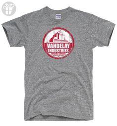 DirtyRagz Men's Vandelay Industries T-Shirt 3XL Heather Grey (*Amazon Partner-Link)