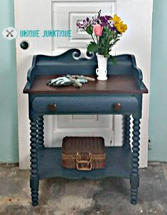 Farmhouse Fun writing desk