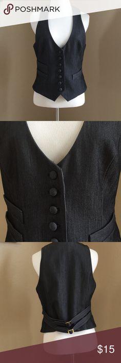 Gray vest INC size 8 Gray vest INC size 8 INC International Concepts Jackets & Coats Vests