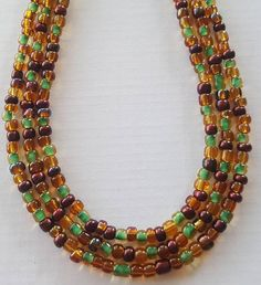 Hey, I found this really awesome Etsy listing at https://www.etsy.com/listing/483330843/shades-of-autumn-seed-bead-necklace