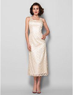 Lanting Невеста Футляр Большие размеры / Миниатюрный Платье для матери невесты…