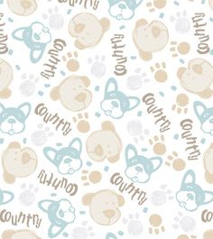 Pattern hand drawn dogs | Kidsfashionvector | cute vector art for kids clothes