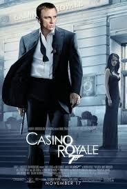 Casino Royale is the twenty-first film in the James Bond film series and the first to star Daniel Craig as fictional agent James Bond. Casino Royale is set at the beginning of Bond's career as Agent just as he is earning his license to kill. Hd Movies, Movies Online, Movies And Tv Shows, Movie Tv, Movies Free, Famous Movies, Watch Movies, Scary Movies, Movie Theater