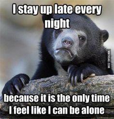It isnt insomnia...