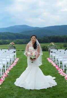 Colleen Miller Events | Virginia Wedding Planner | Pippin Hill Farm, Charlottesville, VA | Jason Keefer Photography