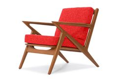 The Kennedy Chair is inspired by the Danish Z chair designed in the spirit of Selig - Poul Jensen. Shop Popular Mid-Century Modern Chairs