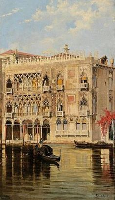 Venice by Antonietta Brandeis