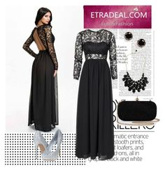 """""""ETRADEAL  7"""" by car69 ❤ liked on Polyvore featuring Kate Spade, women's clothing, women, female, woman, misses and juniors"""