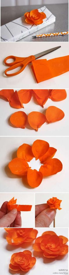 Simple flowers can easily used as gift packaging jewelry in fact, can also be used for wall decorations