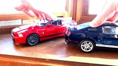 Review of 1/18 Shelby GT500 by Shelby Collectibles (2010 & 2013 models)