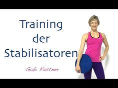 Übungen mit dem Dynair mit Gabi Fastner - YouTube
