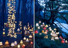 Check Out This Norwegian Artist's Beautifully Bright Idea via Brit + Co.