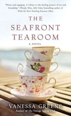 "Read ""The Seafront Tearoom"" by Vanessa Greene available from Rakuten Kobo. From the author of The Vintage Teacup Club The first rule of afternoon tea: never rush. Take time to savor it. I Love Books, Books To Read, My Books, Reading Books, Tea And Books, Library Books, Reading Lists, Book Organization, Popular Books"