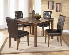 Theo Dining Collection From National Furniture Liquidators, El Paso, Tx.  (915)