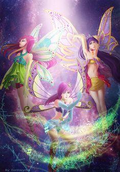 Tecna Roxy Tine Enchantix. by fantazyme on DeviantArt