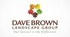 Creative #Logo Design Ideas For #Landscaping Companies – Think Design | Spinning Design Ideas
