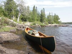 Northern Ontario-Marshall Lake Circuit-10 days solo - Canoetripping.net Forums.