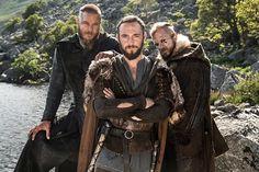 Ragnar, Athelstan, & Floki  - Vikings Season 3 Episode 6