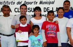 Gobierno de Solidaridad promueve el goalball, deporte adaptado para personas invidentes