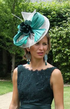 NIGEL RAYMENT champagne disque bibi chapeau mariage occasion mère de la mariée Bibis et bijoux de cheveux pour femme