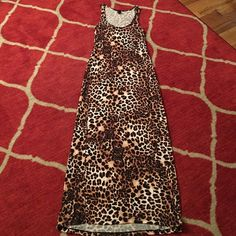 Print dress Very nice and comfortable dress, like new, unfortunately doesn't fit me anymore. H&M Dresses Maxi