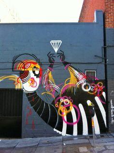 reka  #Street Art #streetart #graffiti #street art