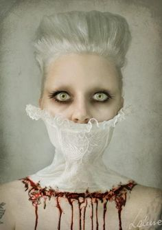If It's Hip, It's Here: The Magnificently Macabre Photography of Miss Lakune.