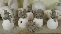 la cerámica como una profesión: Alarmas