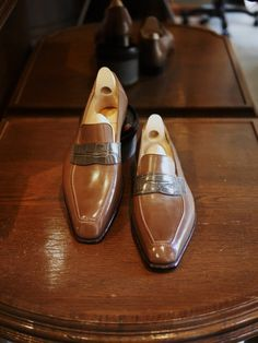 Spigola Bespoke Penny Loafer Photos from COL